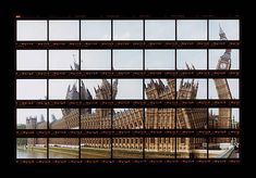 Thomas Kellner: 14 London, Houses of Parliament, C-Print, edition