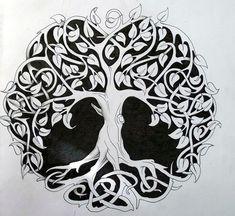 рисунок дерево жизни - Поиск в Google