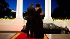 El Washington íntimo de los Obama.