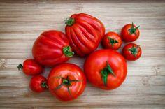Zdrowe pomidory poprawiają nasze samopoczucie. Jedź je masowo! A co!