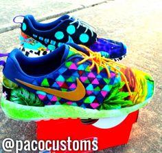 Nike Roshe Run What The Roshe Customs