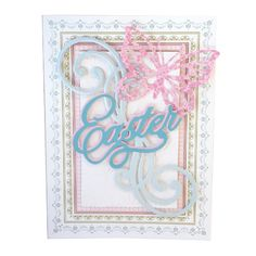 HSN March 16th Sneak Peek 7 | Anna's Blog - Seasonal Set of Spring Cutting Dies
