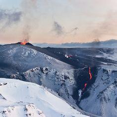 Volcano !