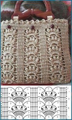 Crochet Chart, Crochet Motif, Crochet Designs, Knitting Designs, Crochet Lace, Crochet Stitches, Crochet Gifts, Crochet Unique, Love Crochet