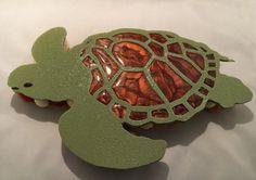 Tarte tortue inspiration papillon de Vincent Guerlais