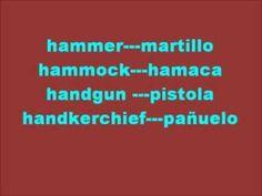 CURSO BASICO DE INGLES LECCION #52. MAS VOCABULARIO EN INGLES 2