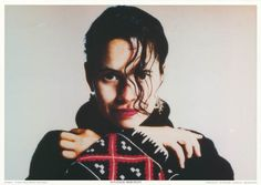 Natalie Merchant In My Tribe 90's Portrait Music Poster 24x33