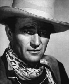 """John Wayne's darkest and most intense character, Ethan Edwards, from John Ford's incredible masterpiece """"The Searchers"""". Duke's performance in this film is absolutely towering! He is completely unforgettable and one can not possibly imagine anyone else in the role, he so completely makes it his own. This film is cited by the likes of George Lucas and Martin Scorsese as altering their very lives, so I think any praise I give it is comparitively feeble!"""