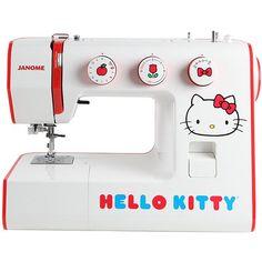 Janome Hello Kitty 15822 Heavy-duty 22-stitch Sewing Machine