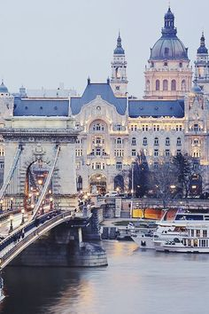 Slideshow : Around the World in 32 Images, from Budapest to the Loire Valley :: This is Glamorous