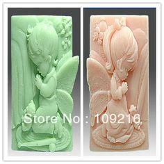 christmas mold girl mold flexible mold boy mold bath bombs mold Angel baby mold clay mold children mold plastic soap mold kids mold