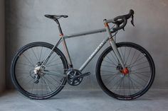 Caletti Cycles Adventure Road Disc on Bike Showcase