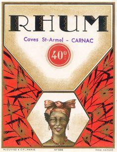 Rhum label