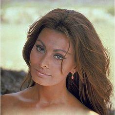 Sophia Loren, More than a miracle 1967. #SophiaLoren #icon #vintage #beauty #classic #legend
