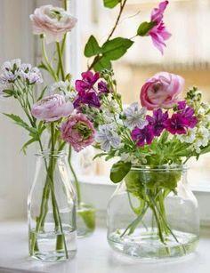 5 Limitless Clever Tips: White Round Vases square vases living rooms.Vases Plant Decor tall vases with roses. Vase Arrangements, Vase Centerpieces, Vases Decor, Table Flowers, Flower Vases, Flower Pots, Rose Vase, Deco Floral, Arte Floral