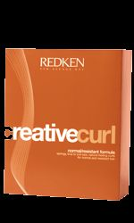 Creates soft natural-feeling, bouncy curls
