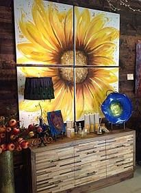 Sunflower Display