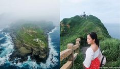 Explore Bitou Cape, Fugui Cape & Sandiao Cape — The famous attractions in the Northernmost region of Taiwan - Living + Nomads – Travel tips, Guides, News & Information! Time Travel, Travel Tips, New Taipei City, Air Tickets, Bus Station, Pacific Ocean, Day Tours, Cape, Explore