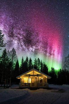 Affordable Family Vacations aurora borealis iowa just on travelarize.com