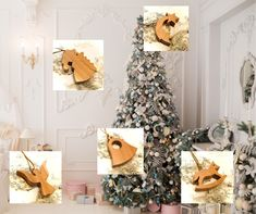 This is what I call Magical Christmas! Treditionally made from massive wood. Christmas Rose, Magical Christmas, Handmade Christmas Decorations, Holiday Decor, Wooden Decor, Christmas Traditions, Wood Art, Art Pieces, Gift Wrapping