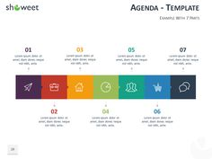 Agenda Template for PowerPoint and Keynote