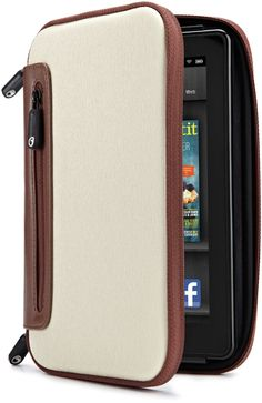 Amazon.com: Marware jurni Kindle Fire Case Cover, Beige (does not fit Kindle Fire HD): Electronics