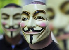 #Anonymous takes on the #Indian #Government. Brings down two #websites. #Hack #Hacker #Legion #Privacy #India