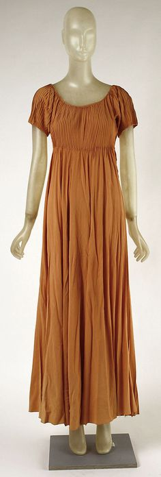 1937 Madeleine Vionnet Evening dress Metropolitan Museum of Art,NY. See more vintage fashion museum collections by decade at http://www.vintagefashionandart.com/dresses