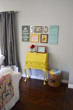 so cute! maybe i will take that desk of grandpas, @Joyce Novak Novak Crowe :)