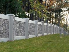 4 Dynamic ideas: City Of Sacramento Front Yard Fence Privacy Fence 4 Ft Tall.Modern Fence Mn Wooden Fence With Wire. Concrete Fence Wall, Gabion Wall, Brick Fence, Front Yard Fence, Pallet Fence, Precast Concrete, Fence Gate, Low Fence, Fence Panels