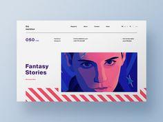 Landing Page Inspiration — November 2017 – Collect UI Design, UI / UX Inspiration Blog – Medium