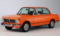 1974 BMW 2002 tii. About $20,000
