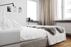 10 Wintery Bedrooms: Fur Throw Edition