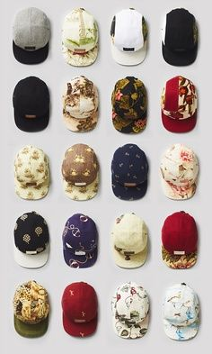 I want a hat like these :(