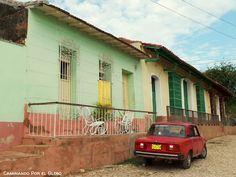 Trinidad: La perla colonial de Cuba - Caminando por el Globo