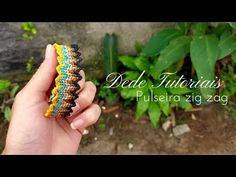 Macrame Art, Macrame Projects, Macrame Jewelry, Macrame Bracelets, Micro Macrame Tutorial, Macrame Bracelet Tutorial, Friendship Bracelets Designs, Jewelry Knots, Micro Macramé