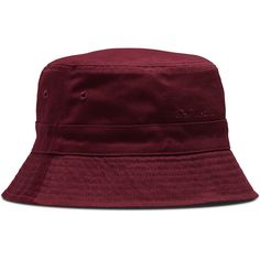 Dr. Martens Cotton Core Bucket Hat (532.960 IDR) ❤ liked on Polyvore featuring accessories, hats, red, bucket hat, fisherman hat, dr. martens, fishing hat and red bucket hat