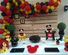 Kit Festa Mickey locação Yoshi, Industrial Kids Decor, 1 Year