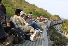 México: De país de travesía a destino obligado