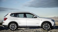 If I should ever move on to an SUV this would be it BMW X3