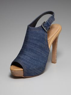 ~ Love denim shoes ... they go with all your jean outfits! ~