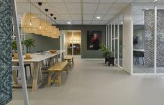INTERIOR DESIGN BY EX INTERIORS   Workplaces   SVn, Amersfoort   Photography: Alexander van Berge