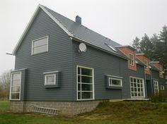 Hus av arkitekt Hans Trägårdh.