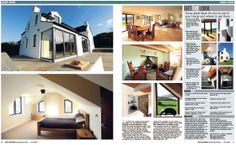 Toehead, West Cork  Irish Examiner West Cork, House Extensions, Project Management, Irish, Mansions, Architecture, House Styles, Interior, Design