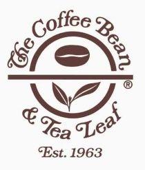 The Coffee Bean & Tea Leaf- I love.