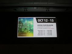 """Gerald Saul: Leslea and Leif present """"Losing Our Religion"""" at R..."""