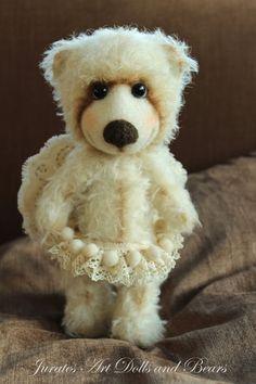 Art bear on Etsy, $150.00