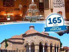 Doğa ve tarihin buluştuğu Bursa - İznik - Tiriliye Turu Tüm Müze ve Ören Yeri Giriş Ücretleri Dahil Bilgi ve Rezervasyon: ☎ 0212 211 40 20 - 21