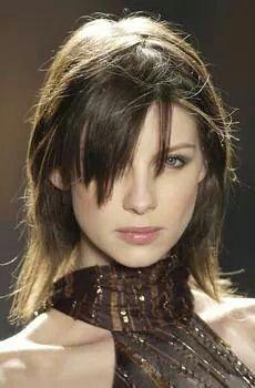 Caitriona Balfe (Claire Fraser in Outlander.)