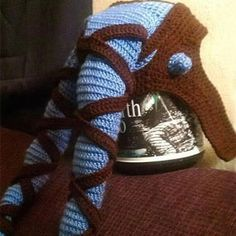 Star Wars Twi'lek Crocheted Hat